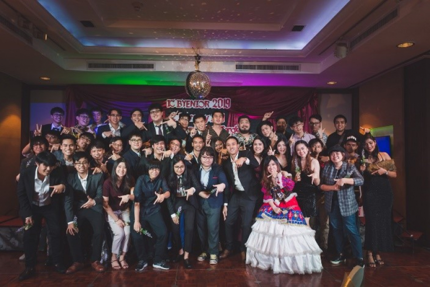 International College Byenior 2019: Say Farewell to International College Students, Class of 2015